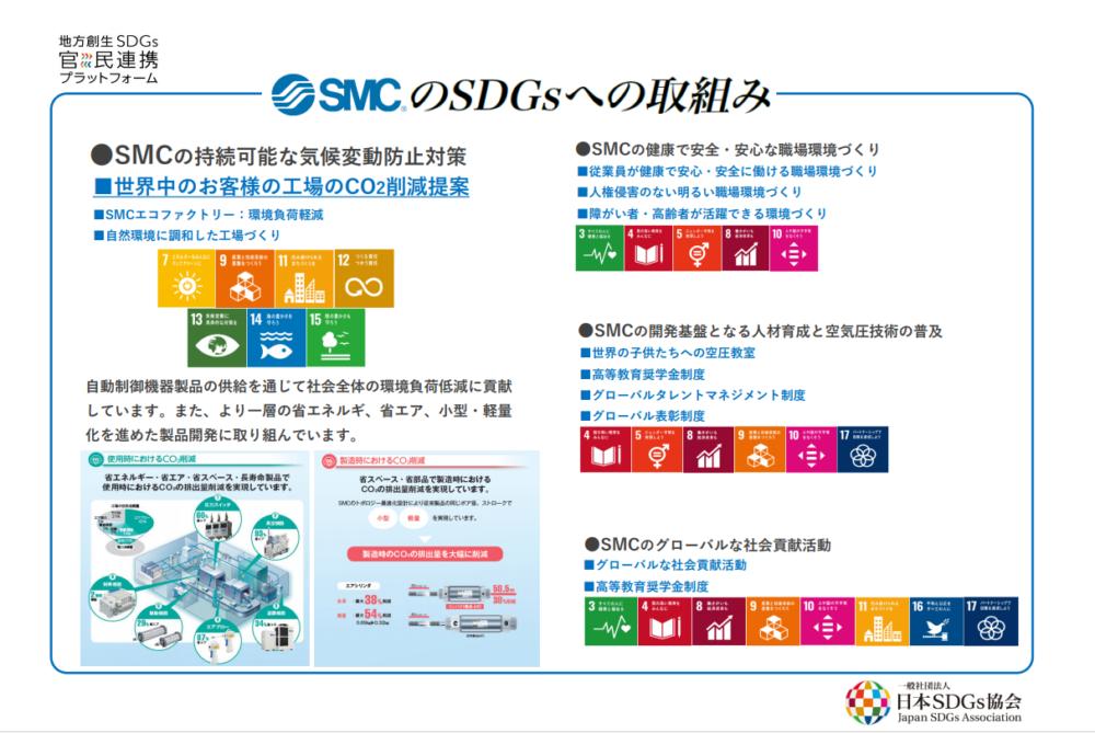 SDGs取組