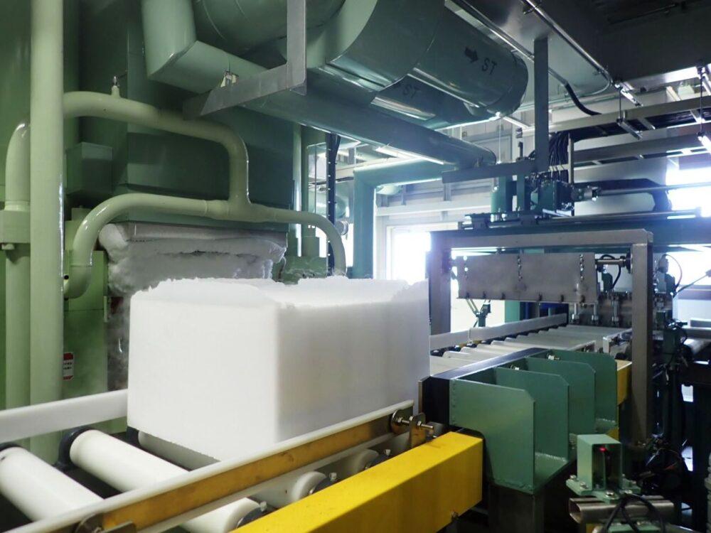 長岡炭酸工場